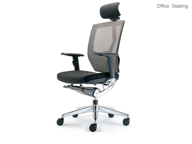 designed ergonomic office chair.